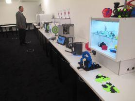 RoadShow – 3D Systems & Epson
